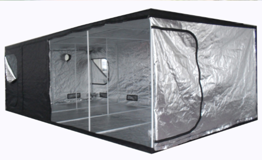 Growbox XXL 600x600x200cm cultivation tent