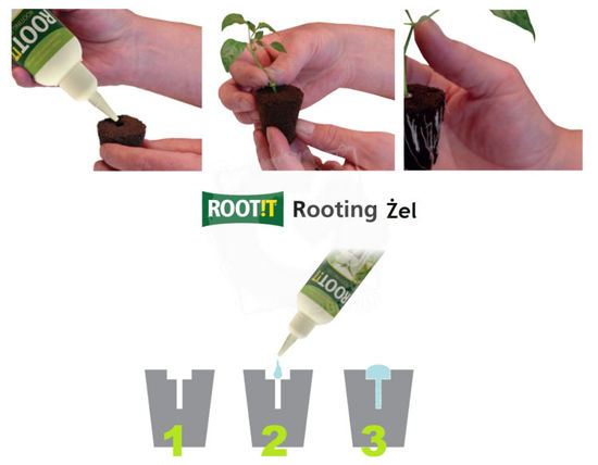ROOT! T Rooting Gel 150ml root canal