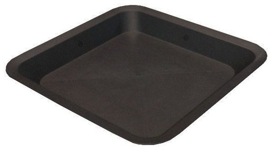 Saucer / stand for a square pot 5L