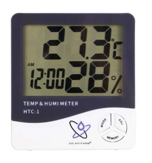 Temperature & Hudmidity meter