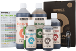 Biobizz Starter Pack of Fertilizers and Boosters